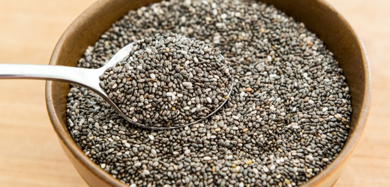 5 Beneficial Health Benefits of Chia Seeds