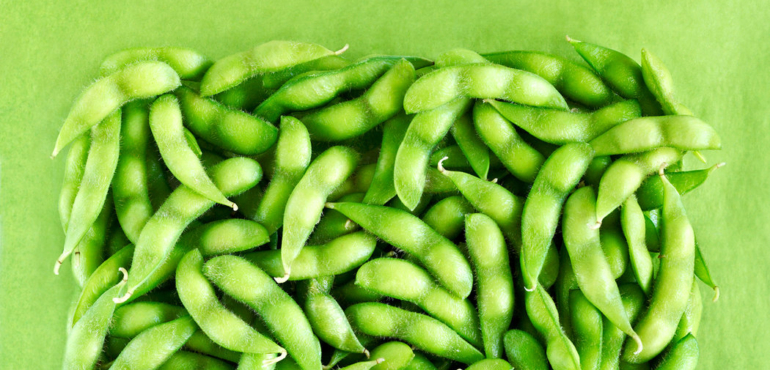 The difference in Edamame and Soy Nuts