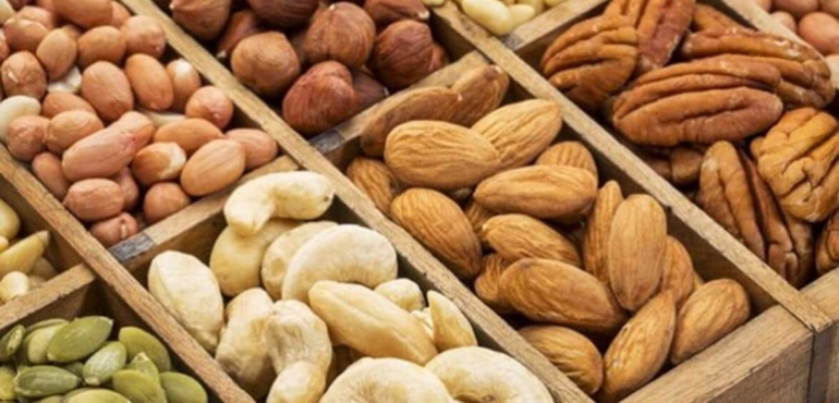 Get crunchy this winter with nuts and seeds